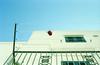 Polignano a mare. (sullen_snowflakes) Tags: sky italy house analog casa italia fuji chiles cielo peperoncini yashica puglia analogico yashicafxsuper2000