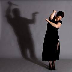 Ed - Femmes de l'ombre ... Women in shadow (Denis G.) Tags: ed montage k5 ombres atelier 2015 spdc denisg