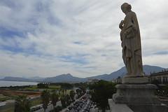 Il Foro Italico da un pilone di Porta Felice (costagar51) Tags: italy italia mare arte sicily palermo sicilia storia anticando
