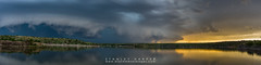 Lake Etling Storm (Black Mesa Images) Tags: storm black oklahoma weather hail clouds texas scenic images shelf national stanley service hooker harper tornado mesa cimarron kenton guymon supercell