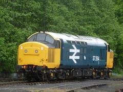 37264 Grosmont NYMR 17/06/12 (Neil Altyfan - Railway Photography) Tags: yorkshire north railway moors grosmont nymr brlargelogo 37264