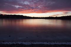 Reservoir_20160130_005 (falconn67) Tags: winter sunset sky cold ice boston canon evening brighton reservoir chestnuthill 24105l 5dmarkii