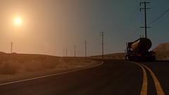 Peterbilt 579 UPS (Pumizo TIR) Tags: truck ups american software 579 simulator scs peterbilt pumizo