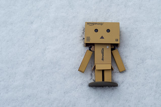 Danboard Yotsuba snow / Amazon Figur