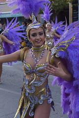 Beauty girl Carnaval 1 (Antonio Matamoros) Tags: carnival people girl beauty smile face persona dance dancing sony young carnaval joven sel1650 sonya6000