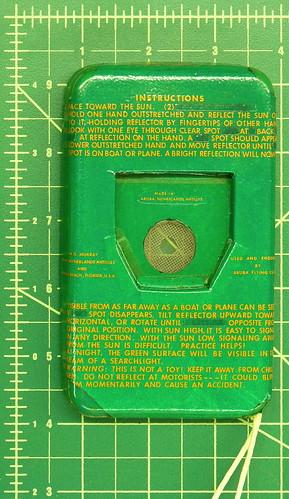 survival bushcraft signalmirror malcolmmurray emergencysignalingmirror signalingmirror survivalmirror malcolmgmurray