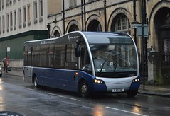 20402. YJ61 CHF: Wessex Bus, Avonmouth (chucklebuster) Tags: bus solo wessex optare yj61chf