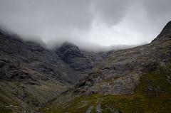 Black Cuillin (Csaba Varju) Tags: cloud mountain black skye dark nikon moody cloudy isle cuillin d5100