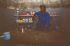 Namibia 2002 (patrikmloeff) Tags: world voyage africa travel 2002 summer holiday man shop analog vacances reisen holidays minolta earth african sommer laden adventure terre afrika mann analogue traveling monde namibia ferien homme reise afrique welt afrikaner erde namibian theke southernafrica tresen abenteuer afrikanisch sdlichesafrika africanwinter afrikanischerwinter