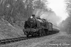 GCR-WINTER-GALA-97 (Steven Reid - Reid Photographic) Tags: railroad heritage train vintage smoke engine railway steam locomotive uboat sr steamengine 260 mogul southernrailway steamlocomotive 2016 greatcentralrailway gcr wintergala 31806 heritagerailways uclass