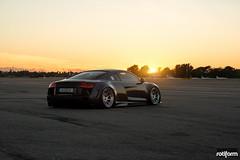 Prior Design Audi R8 - Rotiform OZT (Boden AutoHaus) (rotiformwheels) Tags: audi boden r8 prior rotiform accuair ozt priordesign ayoandrsn