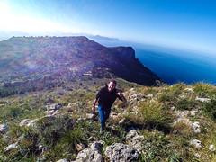 YDXJ1031 (Mancusomancuso) Tags: mountain sicily monte sicilia bagheria escursione catalfano