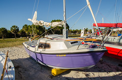 2016 Everglades Challenge Check in Day at Ft Desoto Beach (dsrphotography) Tags: red island sailing florida everglades trailer tandem challenge hobie tatonka pinellas sailer beachcat monohull watertribe ec300 trailersailor hobieadventureisland newport16