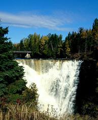 kakabekafalls-3 (justkarenmaeee) Tags: autumn ontario canada fall nature waterfall thunderbay kakabekafalls kakabeka kakabekafallsprovincialpark