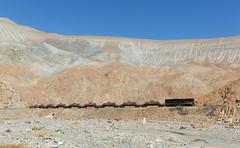 Uphill (david_gubler) Tags: chile train railway llanta potrerillos ferronor