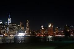 Skyline from Brooklyn Bridge Park (Takhte-Sarah) Tags: newyorkcity newyork skyline museum manhattan brooklynbridge guggenheim metmuseum brooklynbridgepark newyorkarchitecture