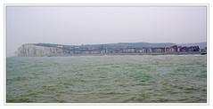 Mers les Bains (MOINELE) Tags: sea landscape falaise channel