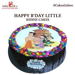 kiddie cakes (yashdahiya08) Tags: kidscake cakesforkids sendcakestoindia onlinecakedelivery birthdaycakesonline