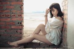 Hạnh by Tùng Đặng Photographer -