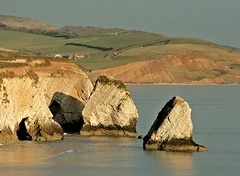 Freshwater Bay (Conundrum37) Tags: bay isleofwight wight freshwater