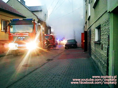2013.12.14 - Pożar