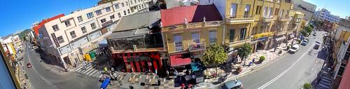 Street in Ceuta