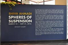 Shiva Ahmadi -Spheres of Suspension- (Charles B. Wang Center) Tags: suspension shiva spheres ahmadi