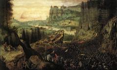 Suicide of Saul (lluisribesmateu1969) Tags: vienna bruegel kunsthistorischesmuseumwien