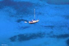 Porto Timone, Corfu (Bill-Metallinos) Tags: blue sea seascape color beach islands boat seaside best greece porto ah sail corfu ai beautifull periphery ionian sailling mediteranean timone weater kerkira giorgis giorghs