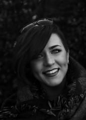 Robyn (adrian.sadlier) Tags: woman film girl beautiful 35mm mono naturallight robyn ilford duaghter panfplus