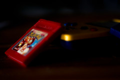 Charizard is back (GeckoEssence) Tags: boy game japan fun nintendo memories videogames micro pokemon devices cartridge handled advancegame