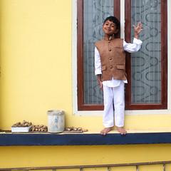 Gattu (Nagarjun) Tags: kiran tatu kanishka kinu aluva takshila diwali2016