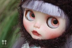 My Custom Commission : Blythe Doll