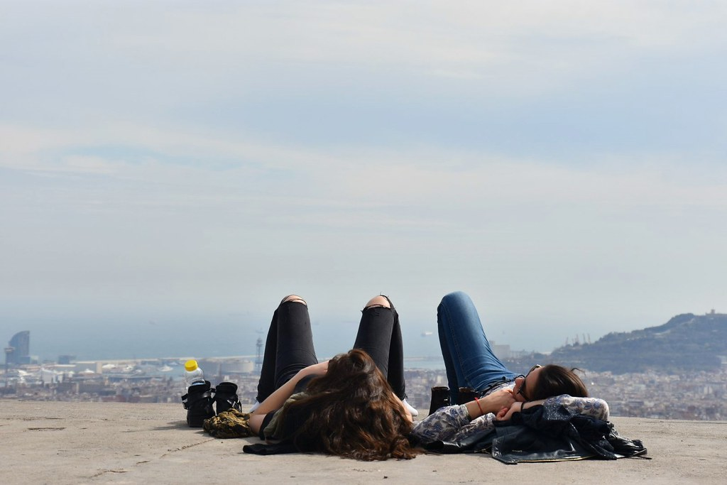 chicas relax barcelona
