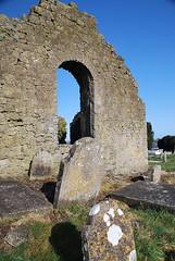ballinasloe_152 (HomicidalSociopath) Tags: ireland cemetery architecture spring nikon crosses april ballinasloe d60