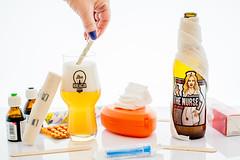 DSC_6385 (vermut22) Tags: beer bottle beers brewery nurse birra piwo biere beerme beertime browar butelka