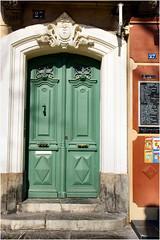 27 (atsjebosma) Tags: door building march 27 ddd narbonne deur gebouw lafrance maart tdd 2016 atsjebosma coth5