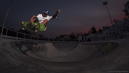 Jorge - Fs Indy Grab