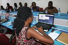 IMG_0105 (Seigla) Tags: bnin lection prsidentielle tweetup bninvote
