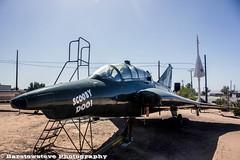 Scooby Doo (Barstow Steve) Tags: california plane decoration boron