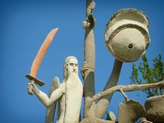 Garden of Eden (kellyludwig) Tags: folkart gardenofeden roadtrip folkartenvironment