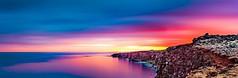 ecstasy sunrise (nelsonjose) Tags: ocean longexposure water sunrise iceland seascapes canon1740l canon5dmark2 necastugahotmailcom