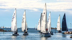 IMGP9274 copy (Tapio Kekkonen) Tags: summer moon beach sunrise sailing hanko subset bech finlad