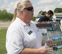 Amanda Webb 5 (UGA College of Ag & Environmental Sciences - OCCS) Tags: conference uga schwartz turf pardue