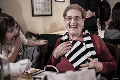 Xmas-NY Ita-Ru (LiveToday84) Tags: birthday grandma grandmother present compleanno fede nonna calcio juve tifosi juventina gobba tifosa bianconera