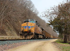Pushing through the park (view2share) Tags: railroad travel trees sun up weather train river mississippi track rear transport tracks rail railway rr trains roadtrip columbia iowa transportation ia rails mississippiriver april unionpacific canadianpacific coal cp ge marquette freight railroaders railroads generalelectric eastbound freighttrain 2016 railroading freightcars coaltrain freightcar dash9 dpu colx rring trackage mississippirivervalley unittrain marquettesub unitcoaltrain distributedpowerunit uppermississippirivervalley up5933 april2016 deansauvola april82016