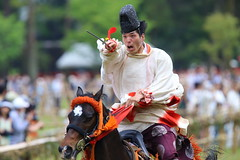 Go and go ! (Teruhide Tomori) Tags: horse sports festival japan kyoto event   horseracing tradition japon  kamigamoshrine