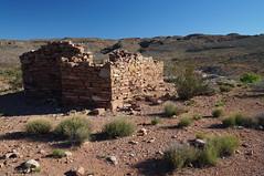 Fort Pearce (rovingmagpie) Tags: utah fort stonework hurricane warnervalley sentrypost fortpearce sb2016