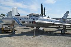 Republic RF-84K Thunderflash '27265 / FS-265'