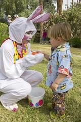 Sincere (quinn.anya) Tags: toddler sam egg sharing easterbunny sotd kotd857